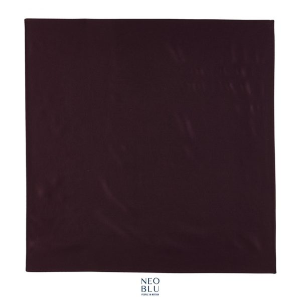 Fular Neoblu Tara Mujer Sols - Rojo Oscuro