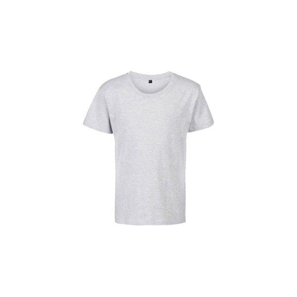 Camiseta Rtp Apparel Tempo 145 Kids Niño Sols - Gris Mezcla