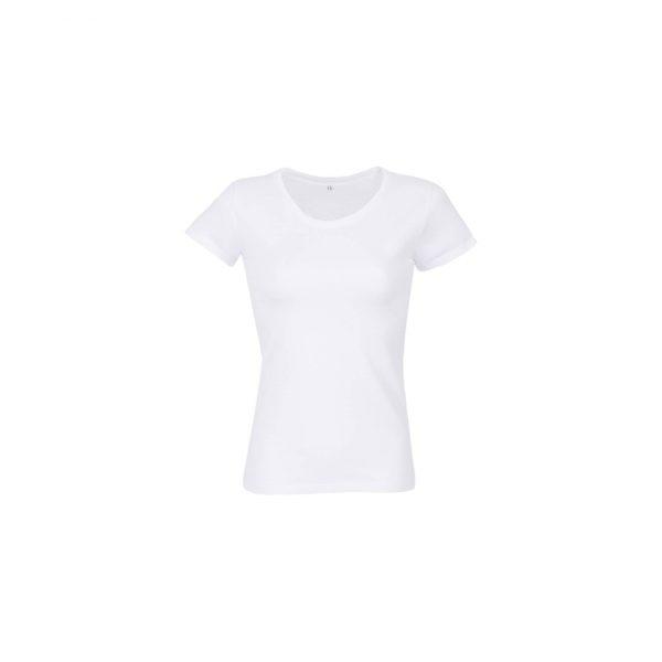 Camiseta Rtp Apparel Tempo 185 Women Mujer Sols - Blanco