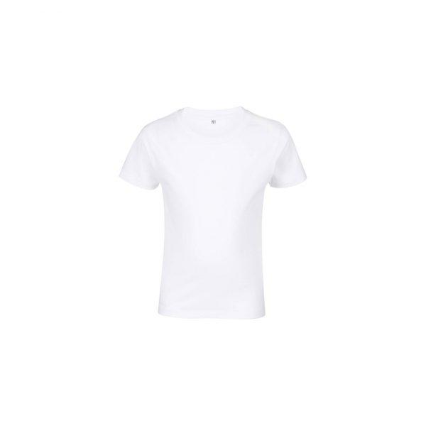 Camiseta Rtp Apparel Tempo 185 Kids Niño Sols - Blanco