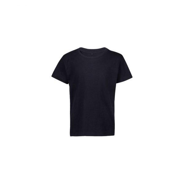 Camiseta Rtp Apparel Tempo 185 Kids Niño Sols - Negro Profundo