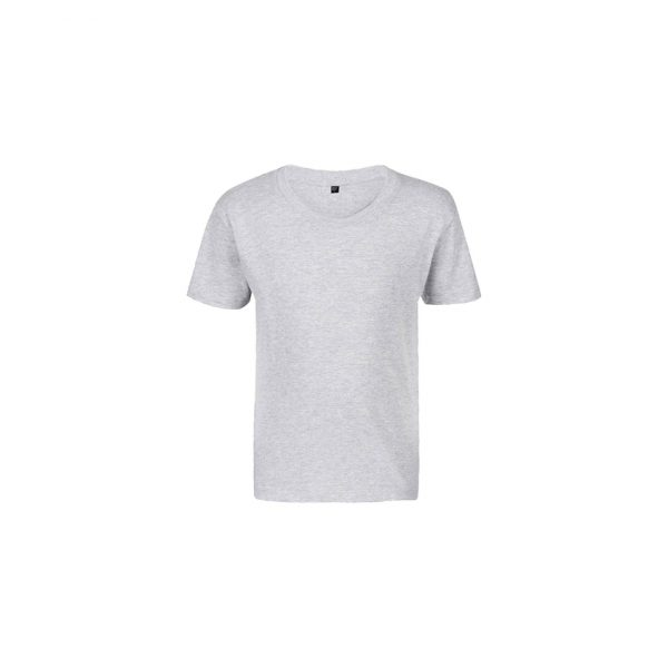 Camiseta Rtp Apparel Tempo 185 Kids Niño Sols - Gris Mezcla