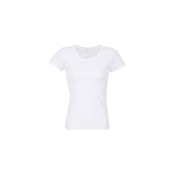 Camiseta Rtp Apparel Cosmic 155 Women Mujer Sols - Blanco
