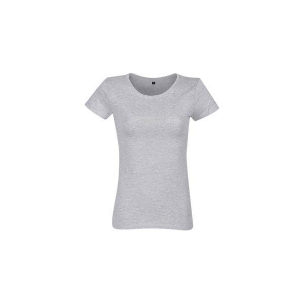 Camiseta Rtp Apparel Cosmic 155 Women Mujer Sols - Gris Mezcla