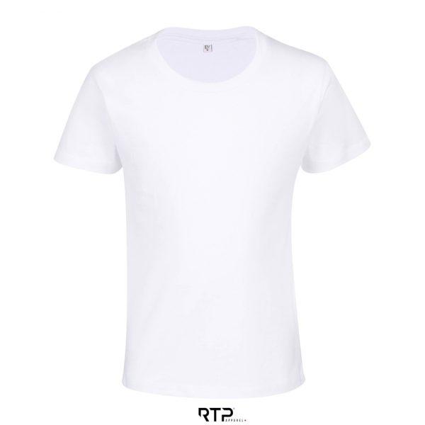 Camiseta Rtp Apparel Cosmic 155 Kids Niño Sols - Blanco
