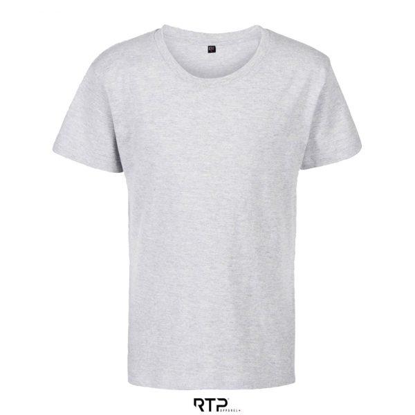 Camiseta Rtp Apparel Cosmic 155 Kids Niño Sols - Gris Mezcla