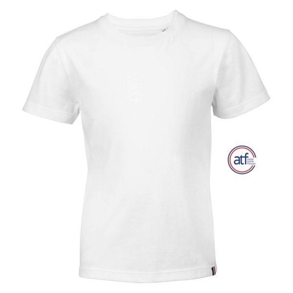 Camiseta Atf Lou Niño Sols - Blanco