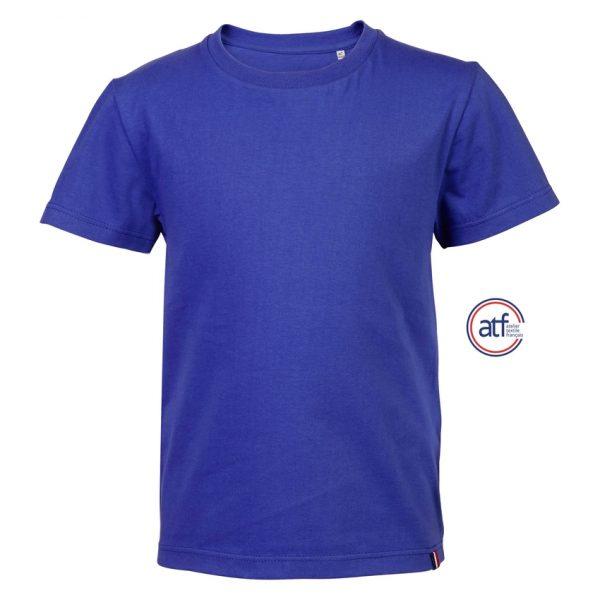Camiseta Atf Lou Niño Sols - Azul Royal