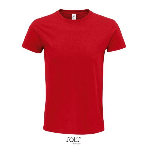 Camiseta Epic Unisex Sols - Rojo