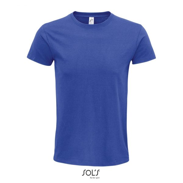 Camiseta Epic Unisex Sols - Azul Royal
