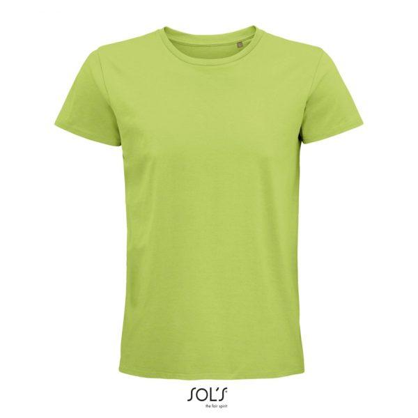 Camiseta Pioneer Men Hombre Sols - Verde Manzana