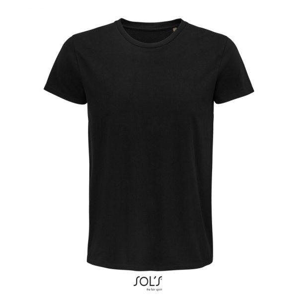 Camiseta Pioneer Men Hombre Sols - Negro Profundo