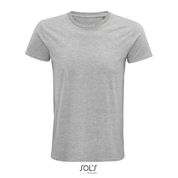 Camiseta Pioneer Men Hombre Sols - Gris Mezcla