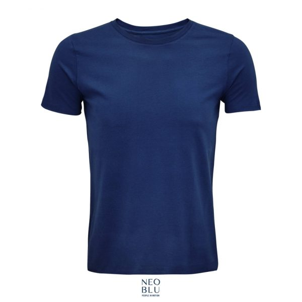 Camiseta Neoblu Leonard Men Hombre Sols - Azul Intenso