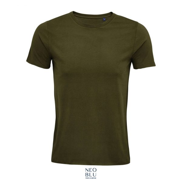 Camiseta Neoblu Leonard Men Hombre Sols - Caqui Intenso