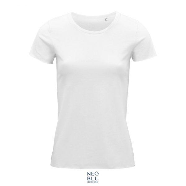 Camiseta Neoblu Leonard Women Mujer Sols - Optico Blanco