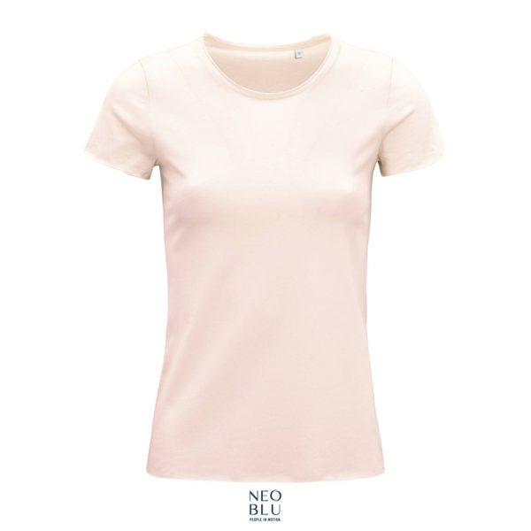 Camiseta Neoblu Leonard Women Mujer Sols - Nude