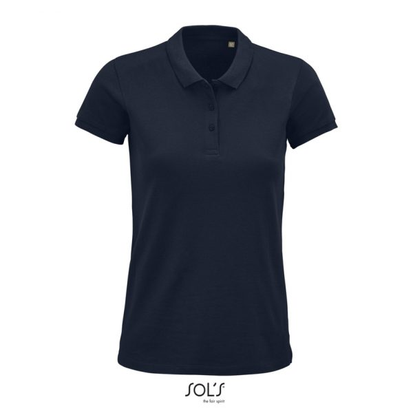 Polo Planet Women Mujer Sols - French Marino