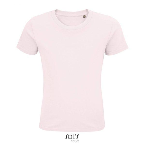 Camiseta Pioneer Kids Niño Sols - Rosa Pálido