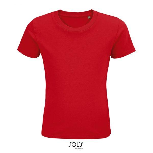 Camiseta Pioneer Kids Niño Sols - Rojo