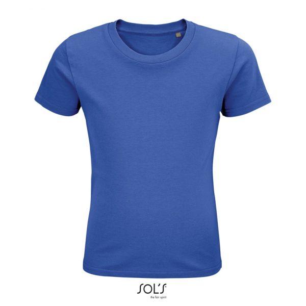 Camiseta Pioneer Kids Niño Sols - Azul Royal