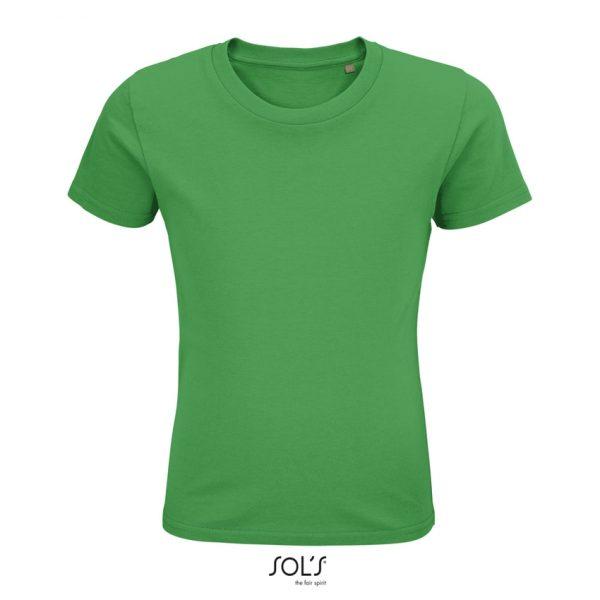 Camiseta Pioneer Kids Niño Sols - Verde Pradera