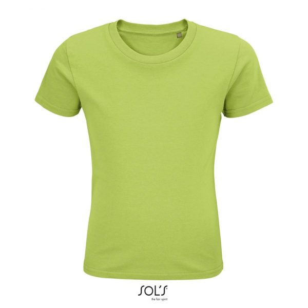 Camiseta Pioneer Kids Niño Sols - Verde Manzana