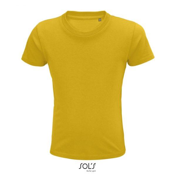 Camiseta Pioneer Kids Niño Sols - Amarillo