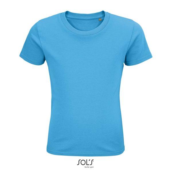 Camiseta Pioneer Kids Niño Sols - Aqua