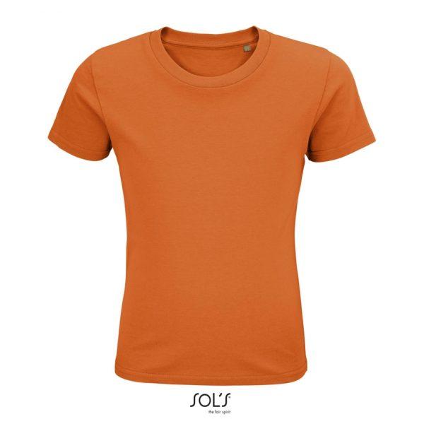 Camiseta Pioneer Kids Niño Sols - Naranja