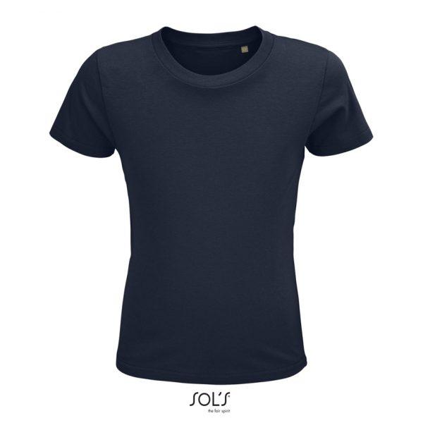 Camiseta Crusader Kids Niño Sols - French Marino
