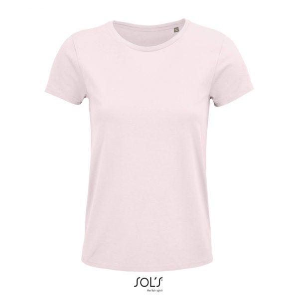 Camiseta Crusader Women Mujer Sols - Rosa Pálido