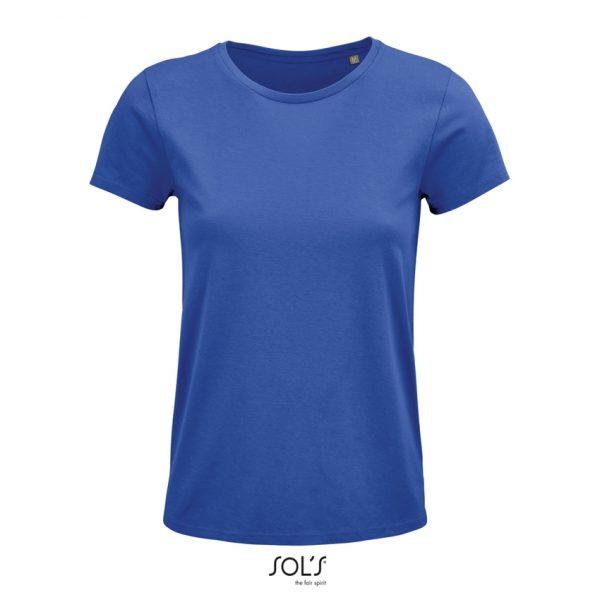 Camiseta Crusader Women Mujer Sols - Azul Royal
