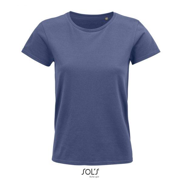 Camiseta Crusader Women Mujer Sols - Denim