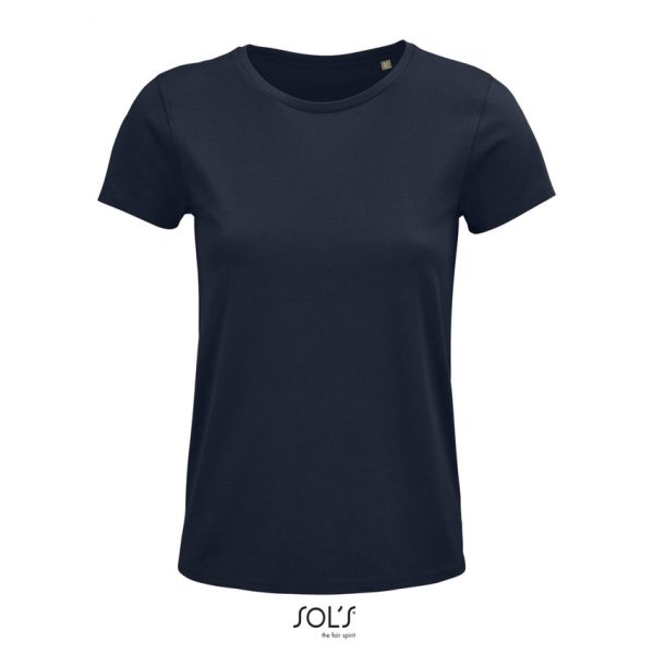 Camiseta Crusader Women Mujer Sols - French Marino
