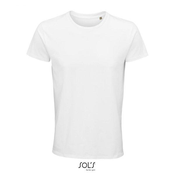Camiseta Crusader Men Hombre Sols - Blanco