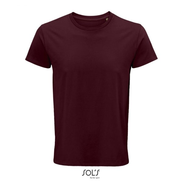 Camiseta Crusader Men Hombre Sols - Burdeos