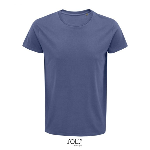 Camiseta Crusader Men Hombre Sols - Denim