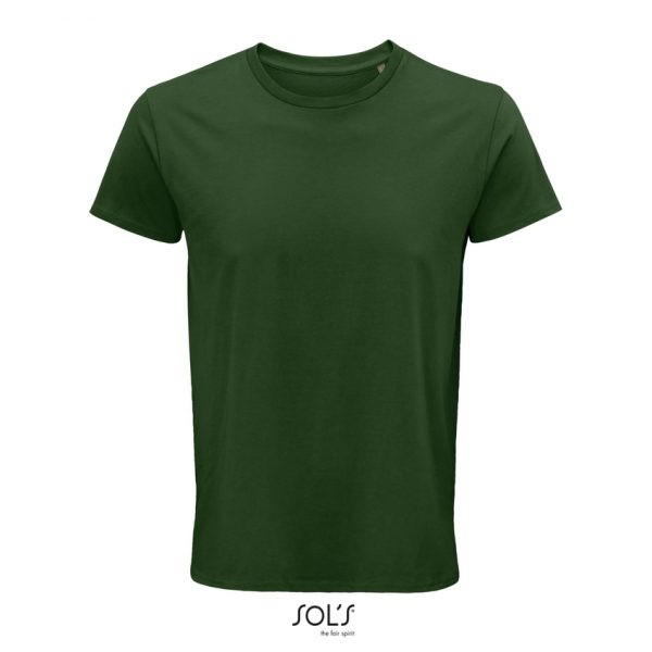 Camiseta Crusader Men Hombre Sols - Verde Botella