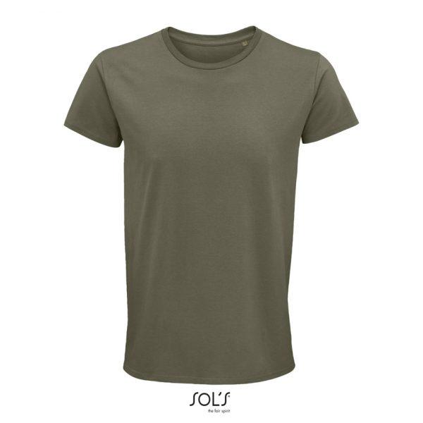 Camiseta Crusader Men Hombre Sols - Caqui