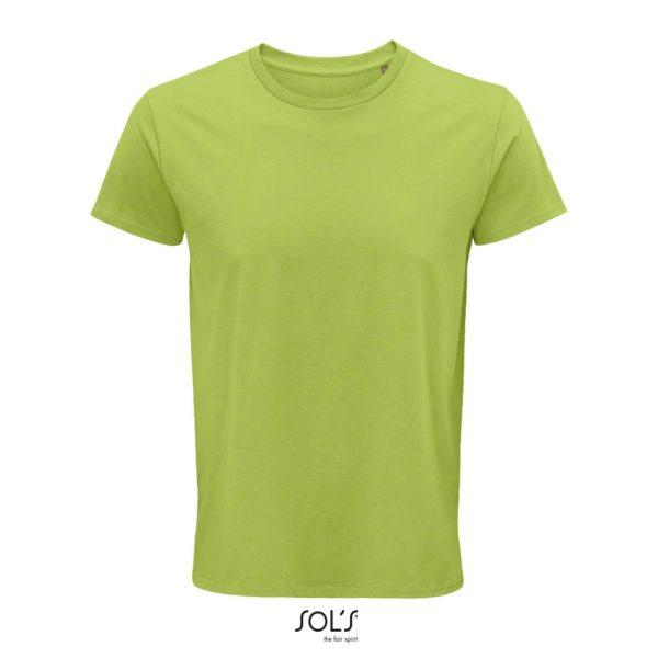 Camiseta Crusader Men Hombre Sols - Verde Manzana