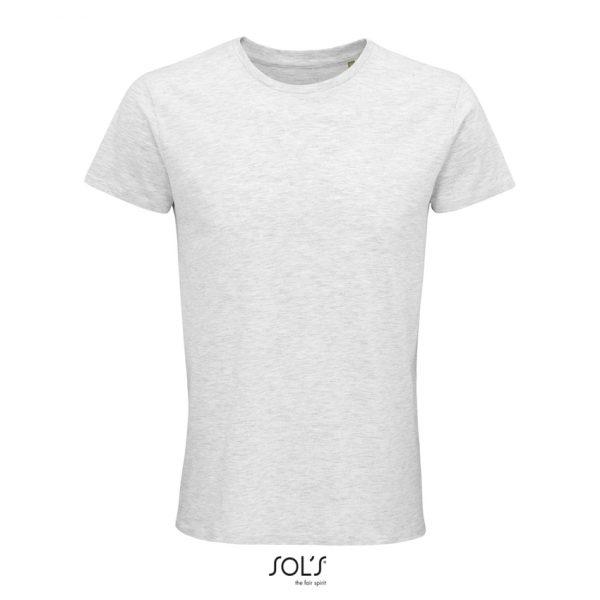 Camiseta Crusader Men Hombre Sols - Ash