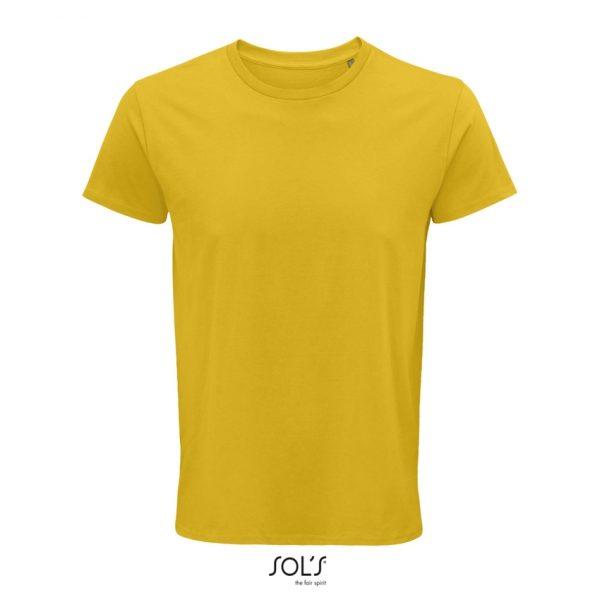 Camiseta Crusader Men Hombre Sols - Amarillo