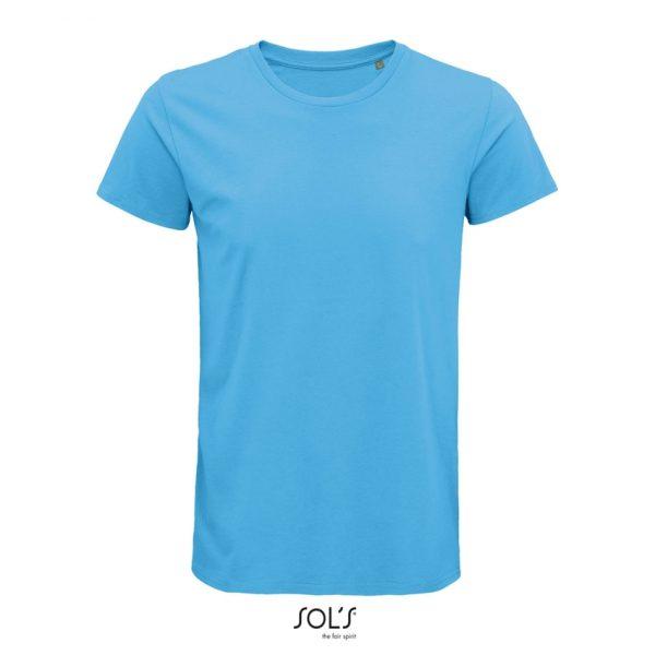 Camiseta Crusader Men Hombre Sols - Aqua