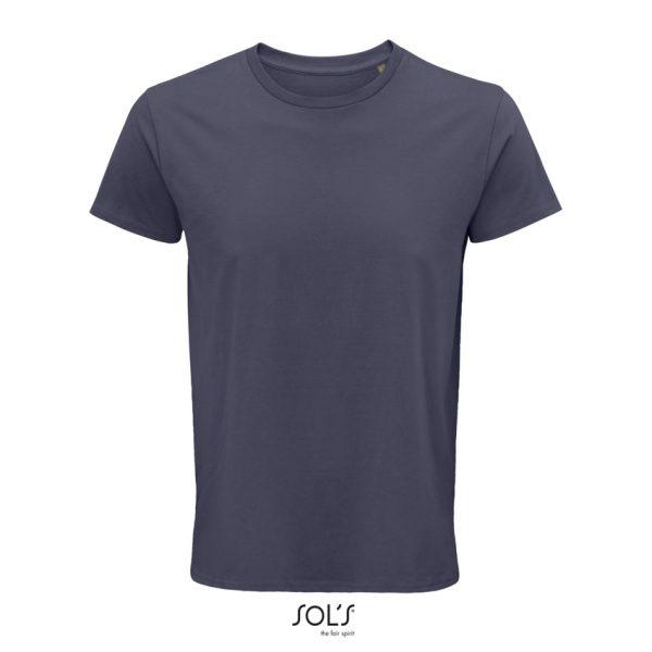 Camiseta Crusader Men Hombre Sols - Gris Ratón
