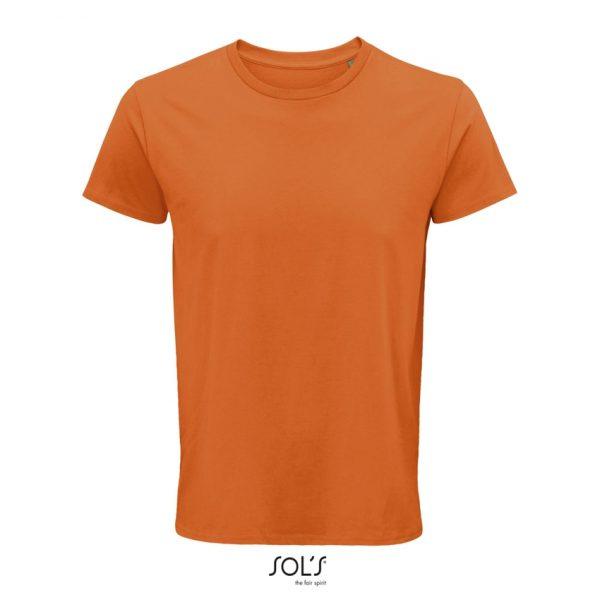 Camiseta Crusader Men Hombre Sols - Naranja
