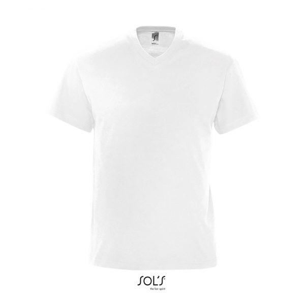 Camiseta Victory Hombre Sols - Blanco