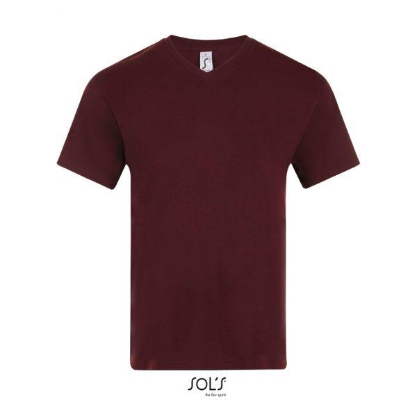 Camiseta Victory Hombre Sols - Borgoña