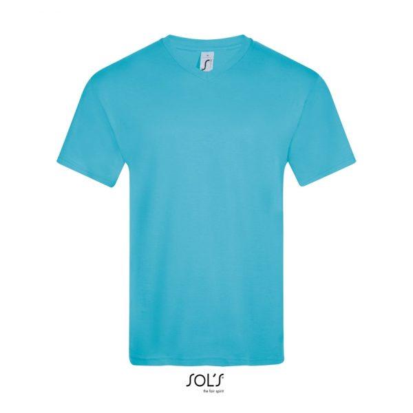Camiseta Victory Hombre Sols - Azul Atolón