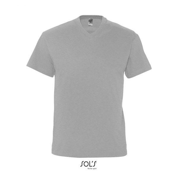 Camiseta Victory Hombre Sols - Gris Mezcla